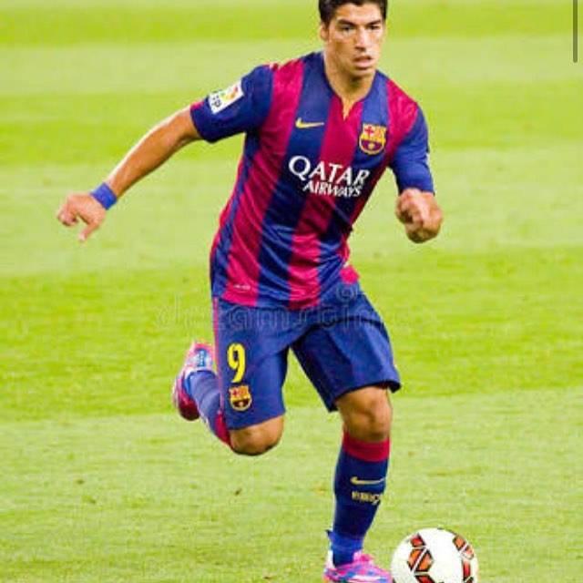 """9大和9 on Instagram: """"#バルセロナ#スアレス#サッカー"""" (53735)"""