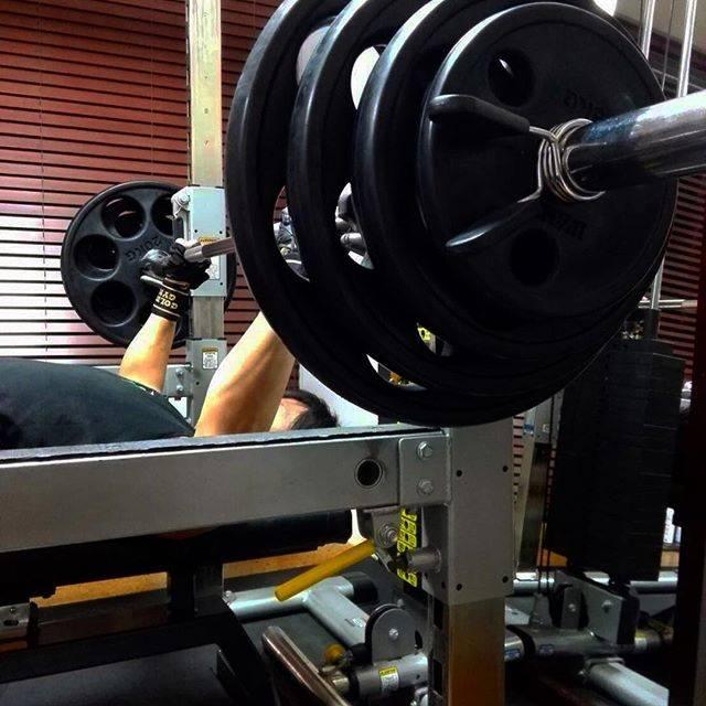 """ミノタウロス on Instagram: """"120kg、尻上がるけどスムーズに上がるようになってきた! そろそろまた次のステージかな……"""" (56519)"""