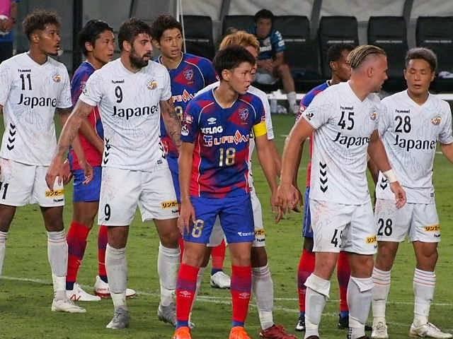 """@goalkeeeps on Instagram: """"2018.7.27 FC東京vsVファーレン長崎#セットプレー#fctokyo #vvaren#味の素スタジアム"""" (56635)"""