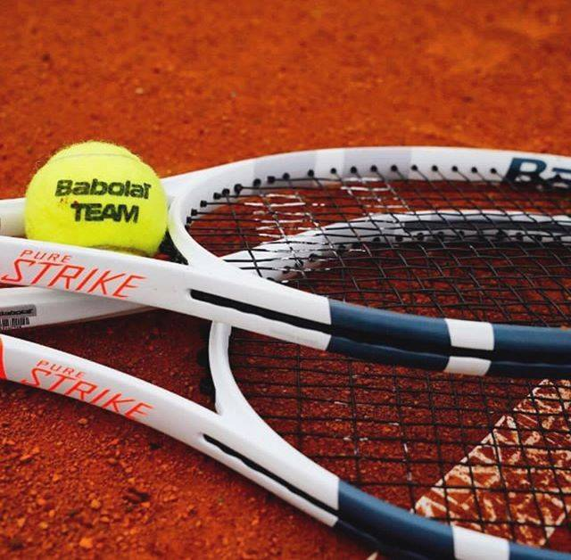 "Babolat on Instagram: ""Who's on team strike? ⠀#PlayToBeWild"" (58088)"