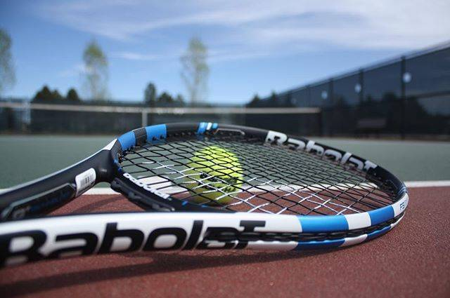 "Babolat on Instagram: ""The courts are ready. Only thing missing is you. #TennisRunsInOurBlood"" (58092)"