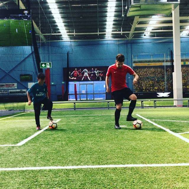 "Daniel Cappellaro on Instagram: ""Everybody meet @olelopez06 🔥 More coming soon.. - This kid is an absolute baller! 😱 Great session today at the amazing @elitefootballtf 😏☝🏽…"" (59773)"