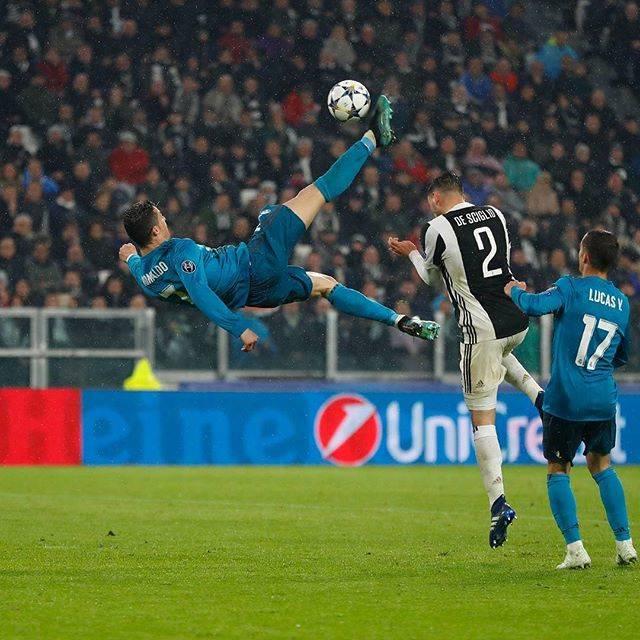 Real Madrid C.F.さんはInstagramを利用しています:「⚽ THE BEST: @Cristiano Ronaldo」 (61580)