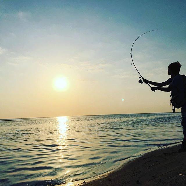 """四郎園 遥希 on Instagram: """"今年もGT行ってきます。夢の魚を年に一回ペース#GT#Gianttrevally#ジャイアントトレバリー #ロウニンアジ #屋久島 #お盆 #四年連続キャッチ #5度目となるか #釣り #楽しみ"""" (64049)"""