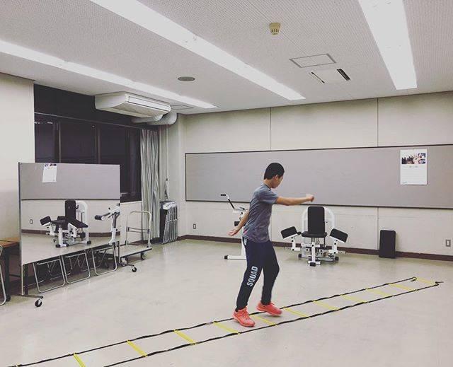 """sakai spirits on Instagram: """"ラダートレーニング#堺スピリッツ #堺トレーニングクラブ #ラダートレーニング#ラダー"""" (64203)"""