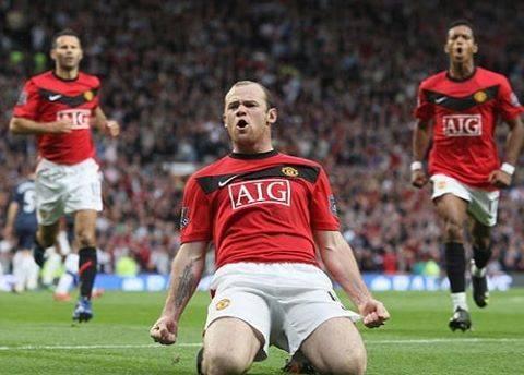 "hero & hiro on Instagram: ""#soccer #football #ingland #premialeague #manchesterunited #rooney#イングランド #プレミアリーグ #2009ー #2010 #最優秀選手 #マンチェスターユナイテッド #ルーニー"" (65316)"