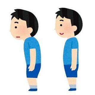 """てて整骨院針ヶ谷院 on Instagram: """"こんにちは!  今日は、猫背や反り腰になり背中や腰が痛くなってしまう原因について説明していきます。  普段自分の立っている姿勢を気にしたことはありますか❓  良い姿勢は耳、肩、腰、膝、外くるぶしが垂直に並ぶような姿勢になります😊…"""" (65454)"""