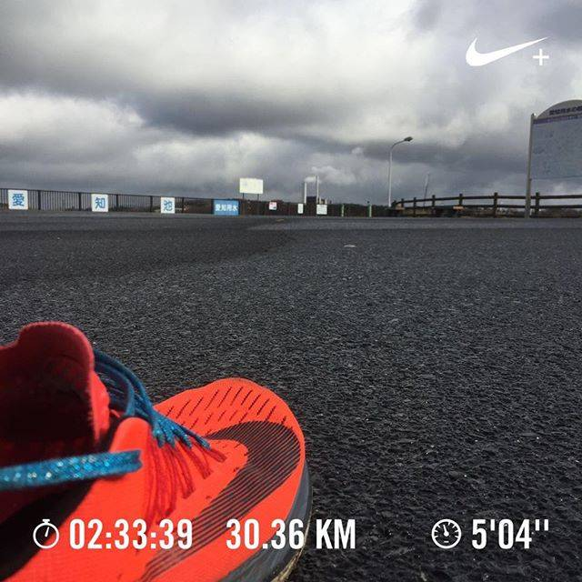 "TAKAHIRO on Instagram: ""正月太りする前にダイエット🏃愛知池4周ちょい.普段は短距離で30km走るの久しぶりで足疲れた🙃だけど愛知池は走りやすくて好きわ🙌..#愛知池#ランニング#30km#ダイエット#ナイキ#ナイキラン"" (65650)"