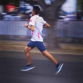 """CM Andrés on Instagram: """"CORRER nos permite volar, ser libres, crecer como personas, ser alegres, ser felices... #nike #Nikerunning #garmin #run #running #runners…"""" (67531)"""