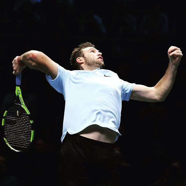 ATP TourさんはInstagramを利用しています:「Reaching new heights ⬆️ @jack.sock books his spot in the #NittoATPFinals semis with a pulsating win over Sascha Zverev . 📸: @thomaslovelock…」 (69589)