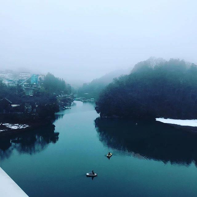 """渡辺晋 on Instagram: """"極寒の相模湖 #相模湖バス釣り"""" (73263)"""