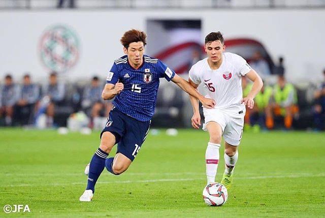 """乾貴士応援公式アカウント on Instagram: """"2019.2.1vs.カタール🇯🇵🇶🇦惜しくも日本は準優勝だったが、エース大迫は大臀筋の違和感を抱えながらも4得点の活躍。#Japan#Soccer#SAMURAIBLUE#OsakoYuya#大迫勇也#大迫半端ないって#AFCアジアカップ2019#準優勝"""" (73523)"""