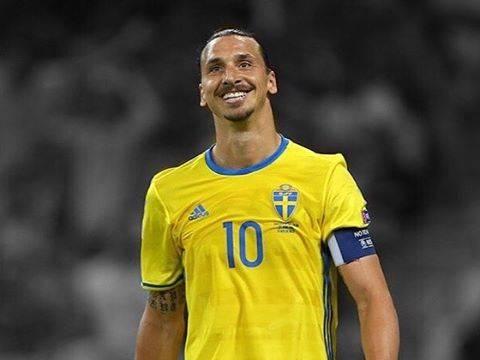 """kono__ on Instagram: """"#soccer #イブラヒモビッチ #sweden #スウェーデン"""" (75414)"""