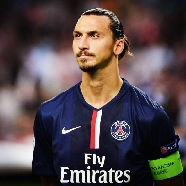 "Zlatan Ibrahimović on Instagram: ""Q: Tonight you are up against Lyon in the last game of the sixth round. In the previous round Lyon won against Monaco, but they have not…"" (75421)"