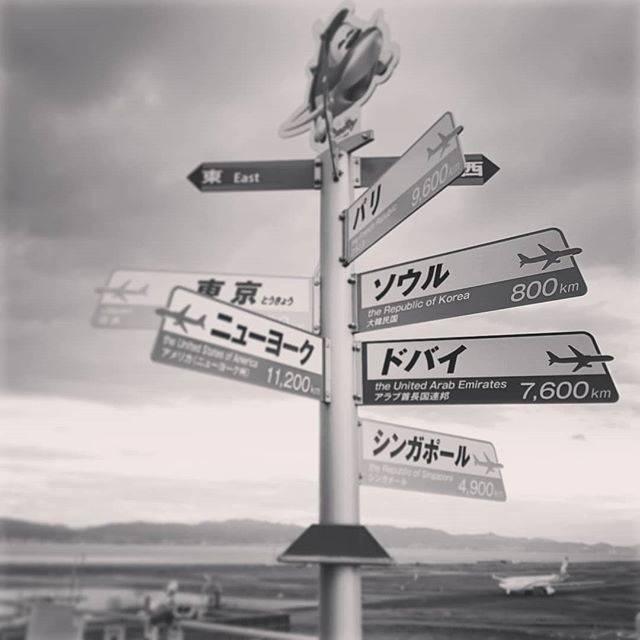 """はせりん on Instagram: """"関西国際空港 展望デッキ  あなたなら何処へ行く?. . . . #関西国際空港 #空港 #関空 #方向 #旅行 #飛行機 #海外旅行 #放浪 #行ってみたい #行ってきます #いいね返し#泉佐野市 #写真 #写真が好き #撮る #スマホ撮り #携帯撮り #スマホ写真部…"""" (75422)"""