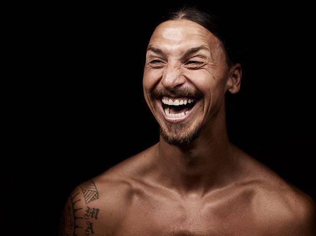 """Zlatan Ibrahimović on Instagram: """"It's nice to be important but it's more important to be nice"""" (75425)"""