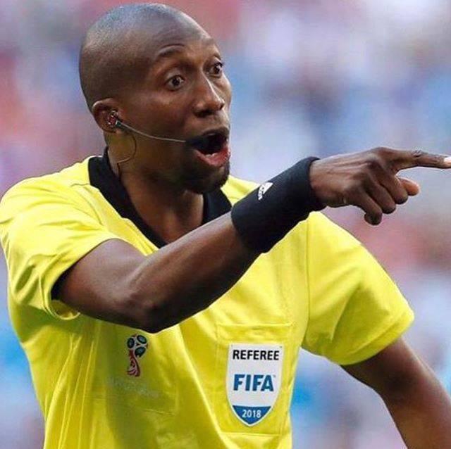 """わたなべだいき on Instagram: """"『マラン・ディエディウ』略してMD(マンボウヅラ) 前世はヤリマンボウ。 クリバリ並の脅威のフィジカルを持っているセネガル人の審判。ロシアW杯の主審を務めて一躍話題に。 「セネガル史上最高最強の主審」と呼び名も高い。これからが楽しみな審判の1人でもある。 #fifa…"""" (75745)"""