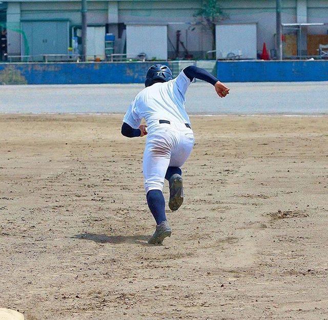"@natural photo tt 🎞 on Instagram: ""ベースボール〜👍 #baseball#sonya77 #高校野球#盗塁#また夏が来る#running"" (76571)"