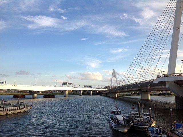 "@demryu on Instagram: ""#多摩川 #大師橋 #横羽線"" (77223)"