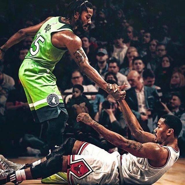 """しょうき_バスケ on Instagram: """"#NBA #ROSE #バッシュ"""" (81436)"""