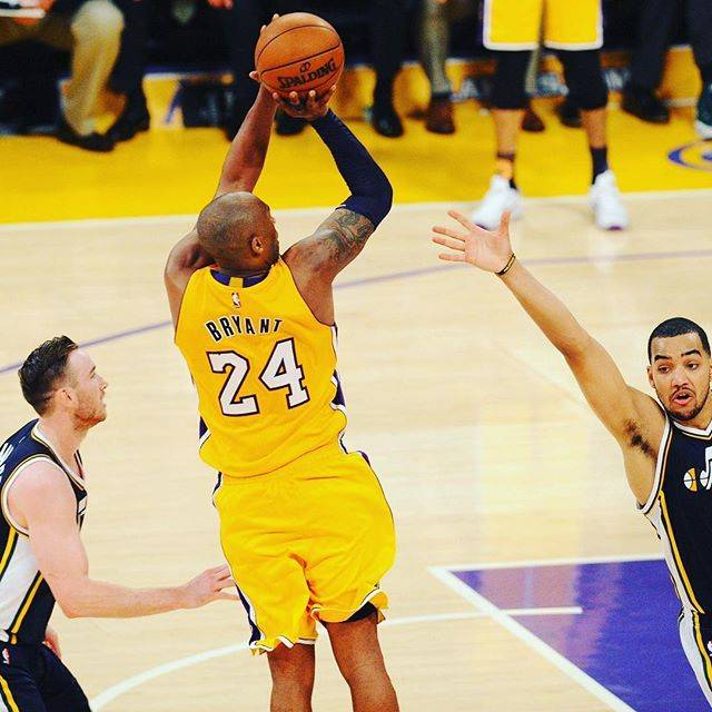 """オフェンス力向上トレーナー on Instagram: """". I'm chasing perfection.  僕は完璧を追い求めているんだ。  by Kobe Bryant  コービー ブライアント  #バスケ #バスケットボール #basket #basketball #nike #kobe #bryant #kobebryant…"""" (82608)"""