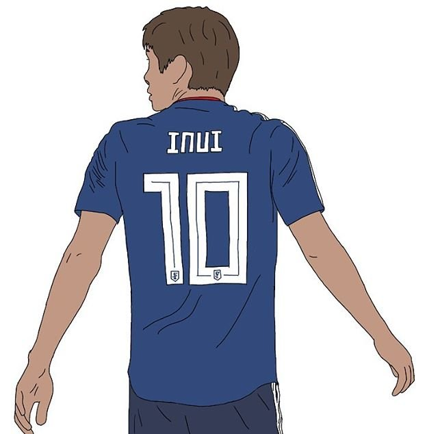 "@ak.1717 on Instagram: ""#乾貴士 #inui #10#soccer #日本代表"" (85971)"