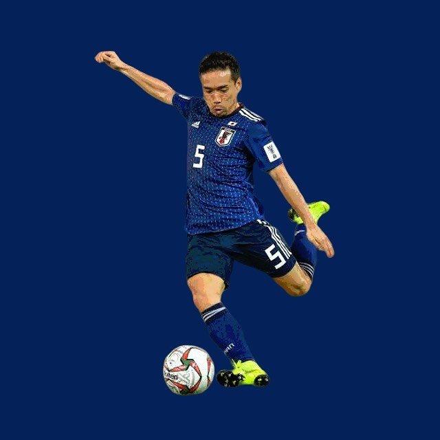 """きじぃさん on Instagram: """"Yuto Nagatomo / Japan  #work #art #design #illust #illustration #illustagram #followme #football #yutonagatomo #japan #japanfootball…"""" (87483)"""
