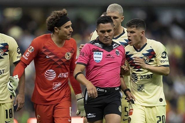 """ORP noticias on Instagram: """"#DEPORTES  Califican de 'espantoso' el arbitraje del América vs Tigres  La polémica se desató al final del juego entre América y Tigres, y…"""" (93640)"""