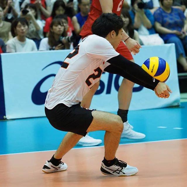 "🦆 on Instagram: ""4th August 2019 Aoyama Gakuin Memorial Hall (Aoyama Gakuin University Gymnasium)  #山本智大 選手 #TomohiroYamamoto #龍神nippon #volleyball #NOLIMIT…"" (96526)"