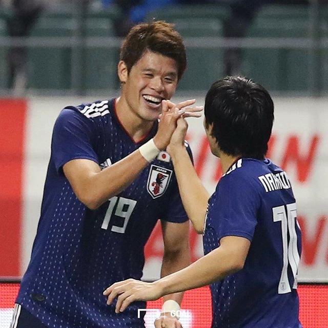 "Goal Japan on Instagram: "". \史上初の初陣から4連勝ならず…🇯🇵/ 酒井宏樹の代表初ゴールで先制点を奪うものの、2点目が遠かった #森保ジャパン… 連勝記録はここでストップ🛑 . #日本代表 1-1 #ベネズエラ代表 🇯🇵:#酒井宏樹(39分) 🇻🇪:#リンコン(81分/PK) .…"" (97758)"