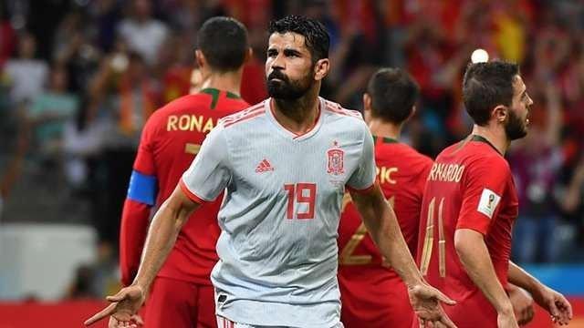 "hero & hiro on Instagram: ""#soccer #football #worldcup2018 #russia #spain #diegocosta #ワールドカップ2018 #ロシア大会 #ベスト16 #スペイン #今大会3ゴール #ジエゴコスタ"" (97759)"