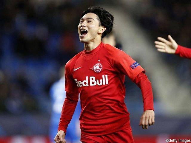 "Takumi Minamino fanpage [ファン] on Instagram: ""Match day🔥🔥 - 🏆Champions League 🆚Liverpool ⏰2:55 am, 11th (Japan) / 日本時間11日午前2:55 - 今夜はチャンピオンズリーググループステージ、リバプール戦です!…"" (98461)"