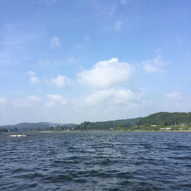 "Bun Okimatsu on Instagram: ""#高滝湖バス釣り"" (99561)"