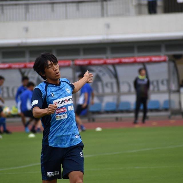"🍑Momo🍑 on Instagram: ""#横浜FC#中村俊輔"" (100519)"