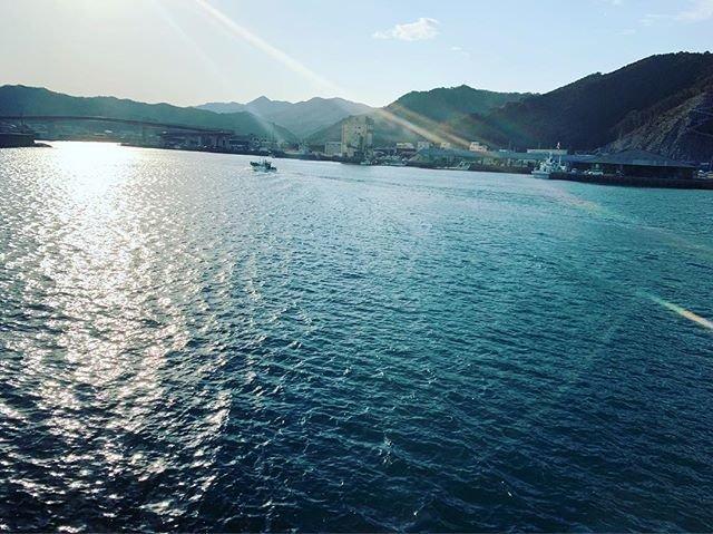 "Ray Machida on Instagram: ""#海#紀伊長島#紀伊長島港"" (105287)"