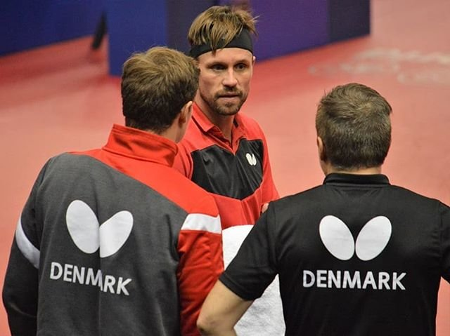 "Königvs on Instagram: ""Michael Maze (Denmark) . . #michaelmaze  #denmark #tabletennis #ittfworldtour  #butterflyofficial  #sport #desporto #tabletennis…"" (108818)"