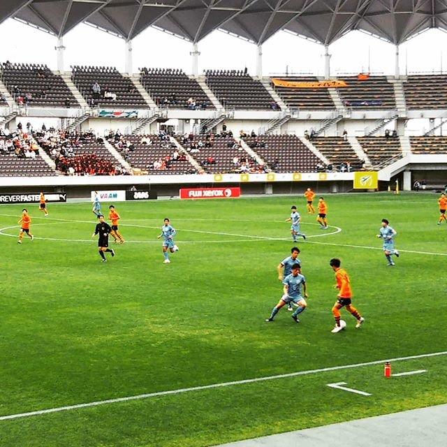 "Hiroshi  Fujimoto on Instagram: ""まさかの大晦日フクアリ、どうせならイチフナ応援行こうぜ。。近いうち我が母校のオレンジ色がこの舞台に立てますよう。#フクアリ #フクダ電子アリーナ #高校サッカー #高校サッカー選手権 #全国高校サッカー選手権大会 #松本国際 #和歌山工業高校"" (109171)"
