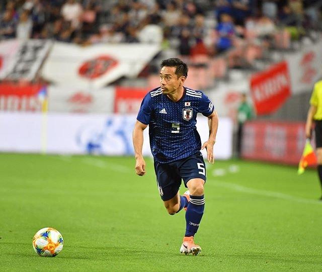"YutoNagatomo 長友佑都 on Instagram: ""今夜19時kick off日本代表vsエルサルバドル応援よろしくお願いします!@japanfootballassociation #japannationalteam"" (109757)"