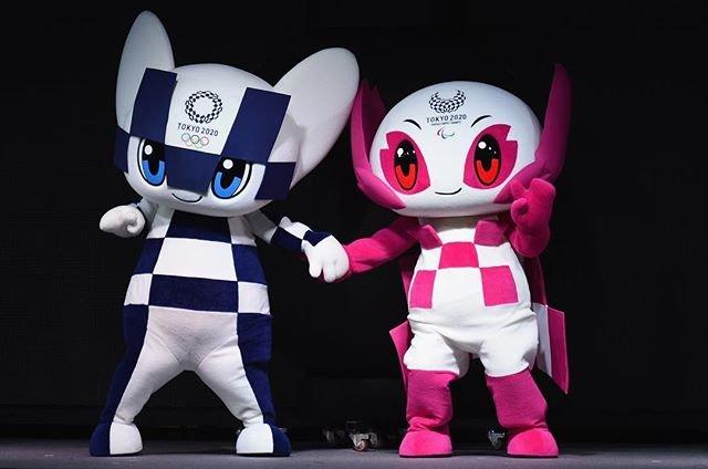 """オリンピック(The Olympic Games) on Instagram: """"いよいよ2020東京オリンピック @tokyo2020 まであと700日です🤩✨#olympics"""" (109955)"""