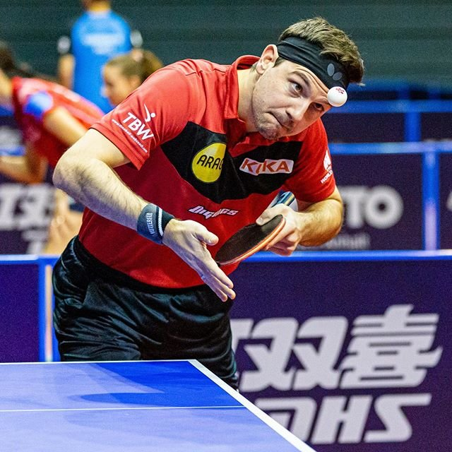 "Michael Prang on Instagram: ""International top players like Timo Boll at the Platinum Table Tennis Tournament German Open in Magdeburg. #sportsphotography…"" (110296)"