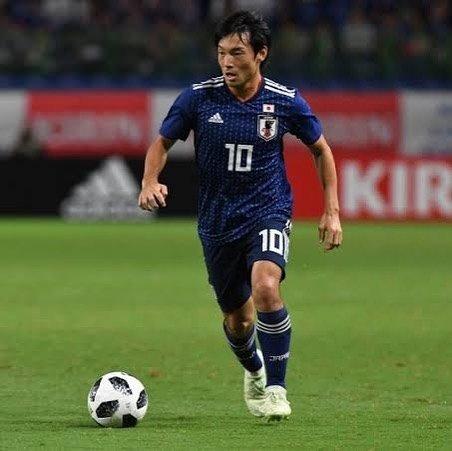 "Mizuki on Instagram: ""#中島翔哉 #10 #サッカー日本代表 #daihyo #サッカー #soccer #fcporto  #fctokyo #23 #39 #fc東京ファミリー #tokyo"" (111105)"