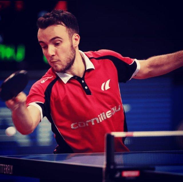 """Mathieu Roux on Instagram: """"""""Tous les hommes naissent égaux mais les meilleurs sont les joueurs de ping pong"""" 🏓 #SimonGauzy"""" (111227)"""