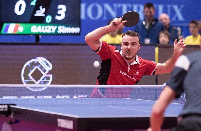 "Sportfotos Lüthi on Instagram: ""Simon Gauzy / ITTF Europe Top 16 Cup Montreux #tischtennis #tabletennis #tennisdetable #tenisdemesa #masatenisi #tafeltennis #pingpong…"" (111228)"