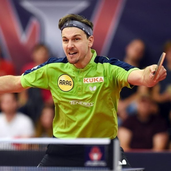 """Tischtennis Neuigkeiten on Instagram: """"Timo Boll (36) Spieler des Jahres  @timoboll wurde vom Weltverband ITTF zum Spieler des Jahres gewählt. Dabei setzte er sich gegen seinen…"""" (111901)"""