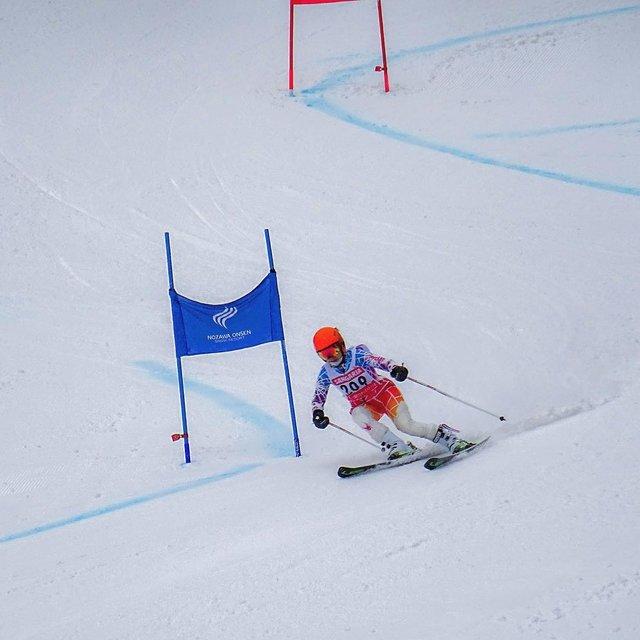 """とらちち on Instagram: """"マスターズシニア選手権大阪府大会に出場の友人  #スキー #アルペンスキー #野沢温泉スキー場 #カンダハー #大回転 #ジャイアントスラローム #長野県 #野沢温泉村 #gs #giantslalom #masters #パウダースノウ #ski #glide…"""" (112532)"""