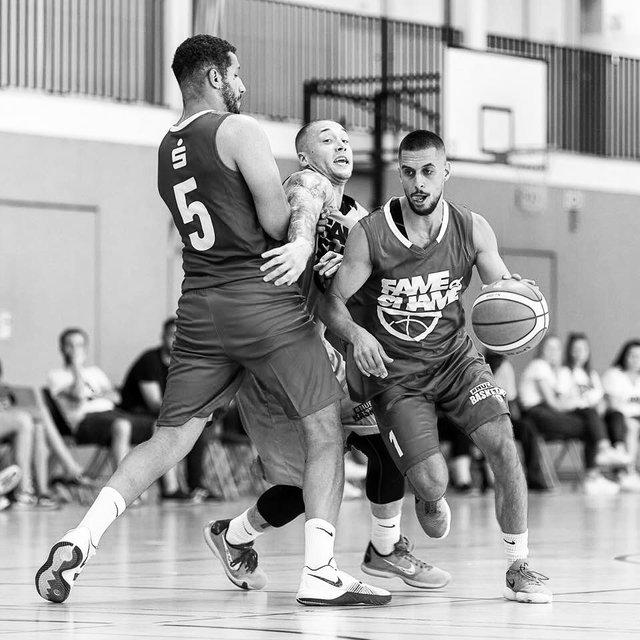 "Yasin Turan on Instagram: ""🔥💯🏀 Day 2 - @fameorshameevent  Do or Die game at 11:30 🕦 • • • #yt3yourtrainer #fameorshame #nürnberg #Basketball #tournament #5on5…"" (113123)"