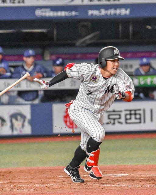 "Takatada Furukawa on Instagram: "". 1500投稿超えました!!!! ほんとは1500投稿目で 書こうと思ってたんだけど 鈴木大地は僕の中で永遠のキャプテンだし 楽天に行っても好きな選手なのは 絶対に変わりません。 楽天版大地の写真も バシャバシャあげそうです。  #鈴木大地 #chibalotte…"" (113650)"