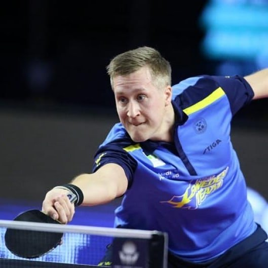 """tt_lover on Instagram: """"2020 EUROPE TOP 16 CUP Who think MATTIAS FALCK from SWEDEN win the MATCH? Can he become the 2nd Jan-Ove Waldner?  #tt #tabletennis…"""" (115641)"""