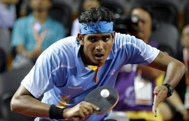 "Sportian India on Instagram: ""#TOPSAthlete Achanta Sharath Kamal won the ITTF Oman Open table tennis event after beating top seed Marcos Freitas 4-2 (6-11, 11-8, 12-10,…"" (115836)"