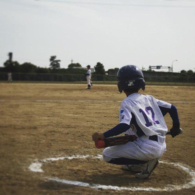 "Hide Fujii on Instagram: ""#野球 #野球少年 #少年野球 #ナイスゲーム #ネクストバッターサークル#息子 #母の日#プレゼント#baseball#baseballboy#boybaseball"" (115891)"